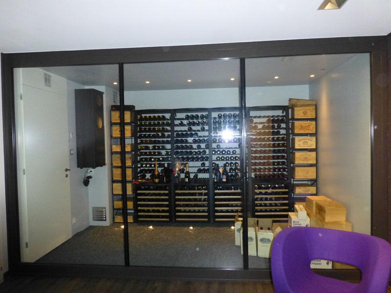 meilleur cave vin avec porte vitree pas cher. Black Bedroom Furniture Sets. Home Design Ideas